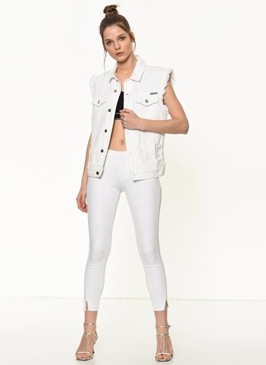 Calvin Klein Yelek Beyaz